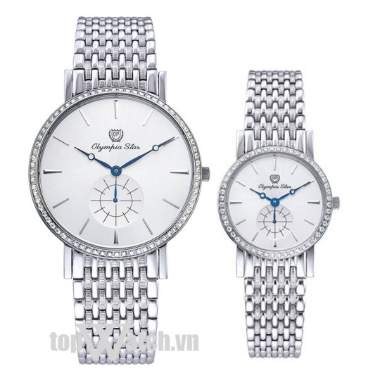Đồng hồ OLYMPIA STAR OPA58082DMS T + OPA58082DLS T