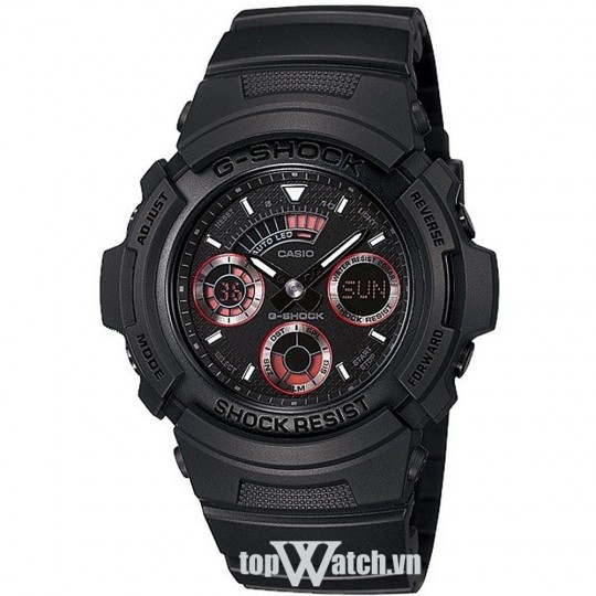 Đồng hồ GSHOCK - BABY G AW-591ML-1AHDR