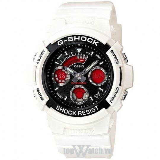 Đồng hồ GSHOCK - BABY G AW-591SC-7AHDR