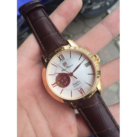 Đồng hồ Automatic Olym Pianus OP990-34AGR-GL T
