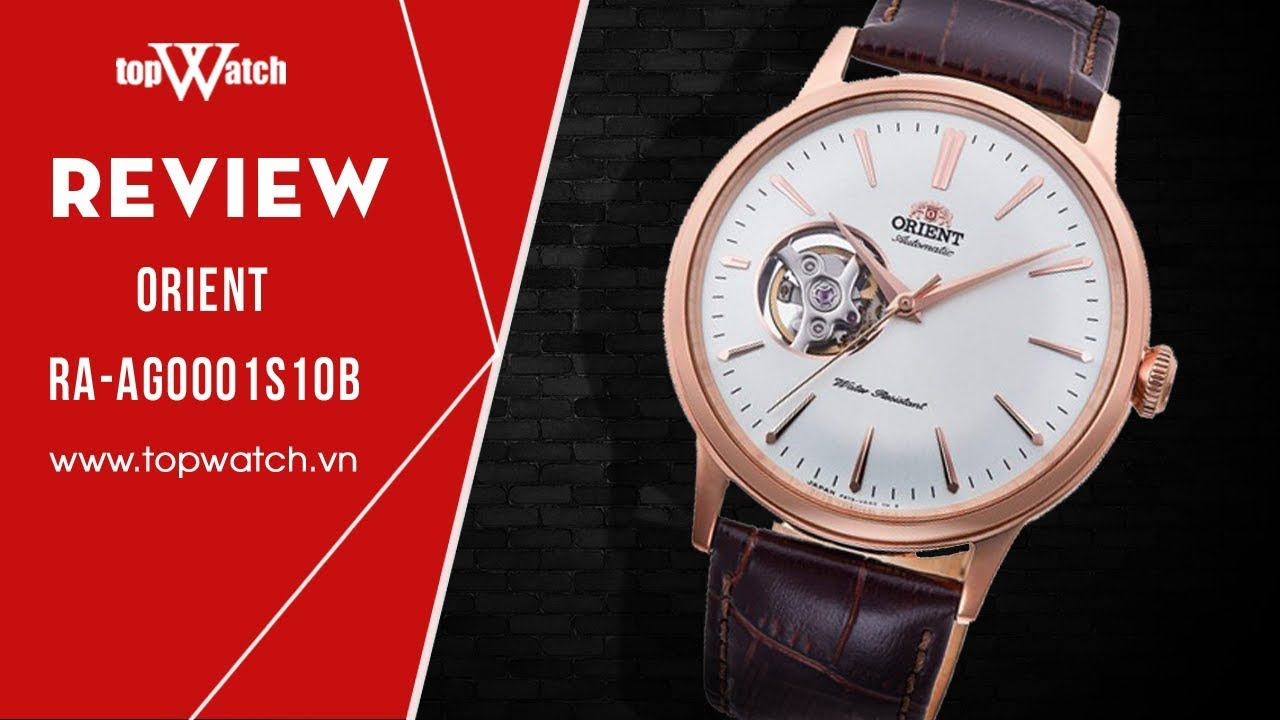 [REVIEW] Orient Bambino Open-Heart 2018 RA-AG0001S10B