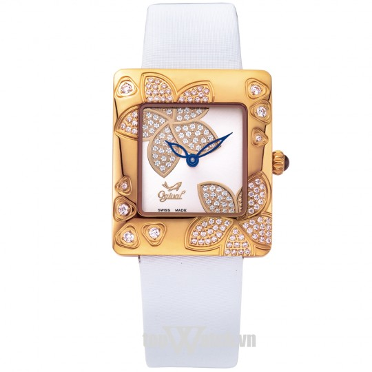 Ogival Jewelry Watch OG380-36DLR-GL T